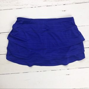 Athleta Swagger Skort Purple L
